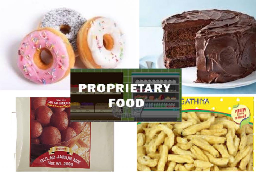 Nutrition Meets Food Science - ProprietaryFoods